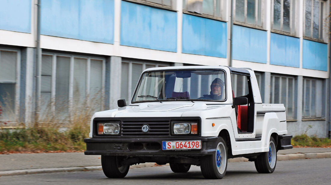 Bohse Euro-Star Strandwagen, Front