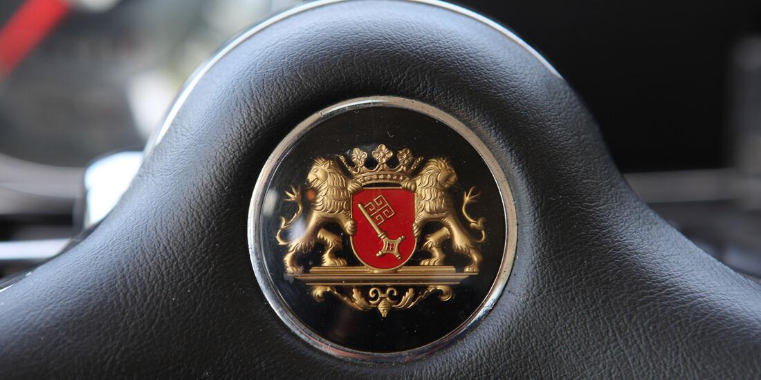 Borgward 2,3 Liter, Emblem