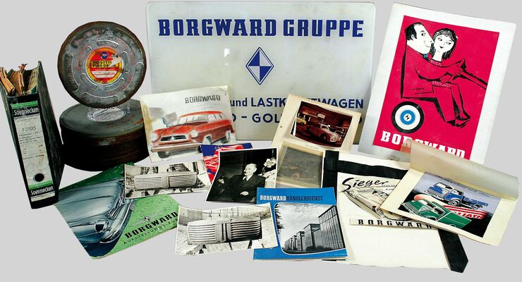 Borgward Auktion Ladenburg