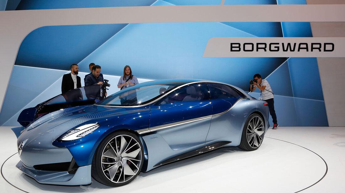 Borgward Isabella Concept