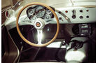 Borgward RS 1500, Cockpit