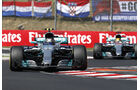 Bottas & Hamilton - GP Ungarn 2017