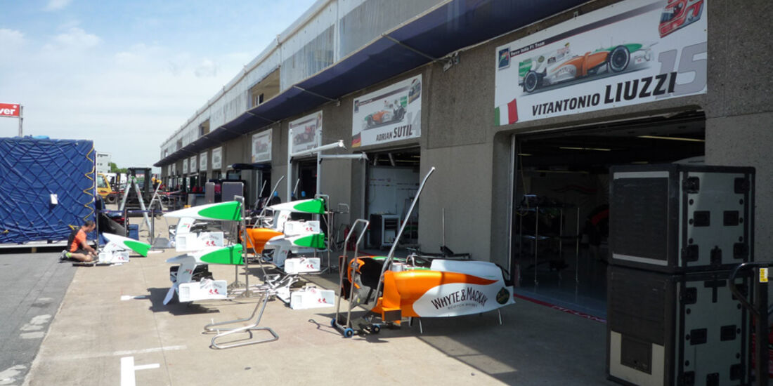 Box Force India