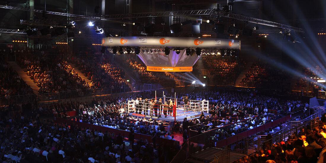 Boxen 2009 Ringarena