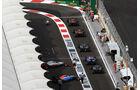 Boxengasse - GP Aserbaidschan - Formel 1 - 2016