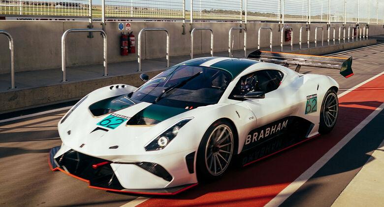 Brabham Automotive BT62
