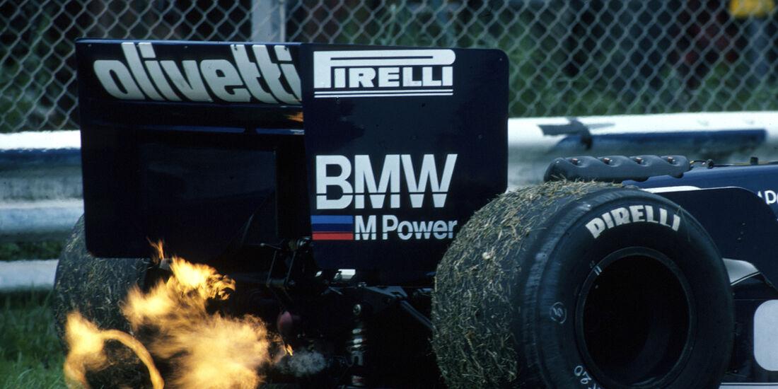 Brabham BMW 1986