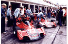 Brabham-Box - F1 - GP Deutschland 2000 - Hockenheimring