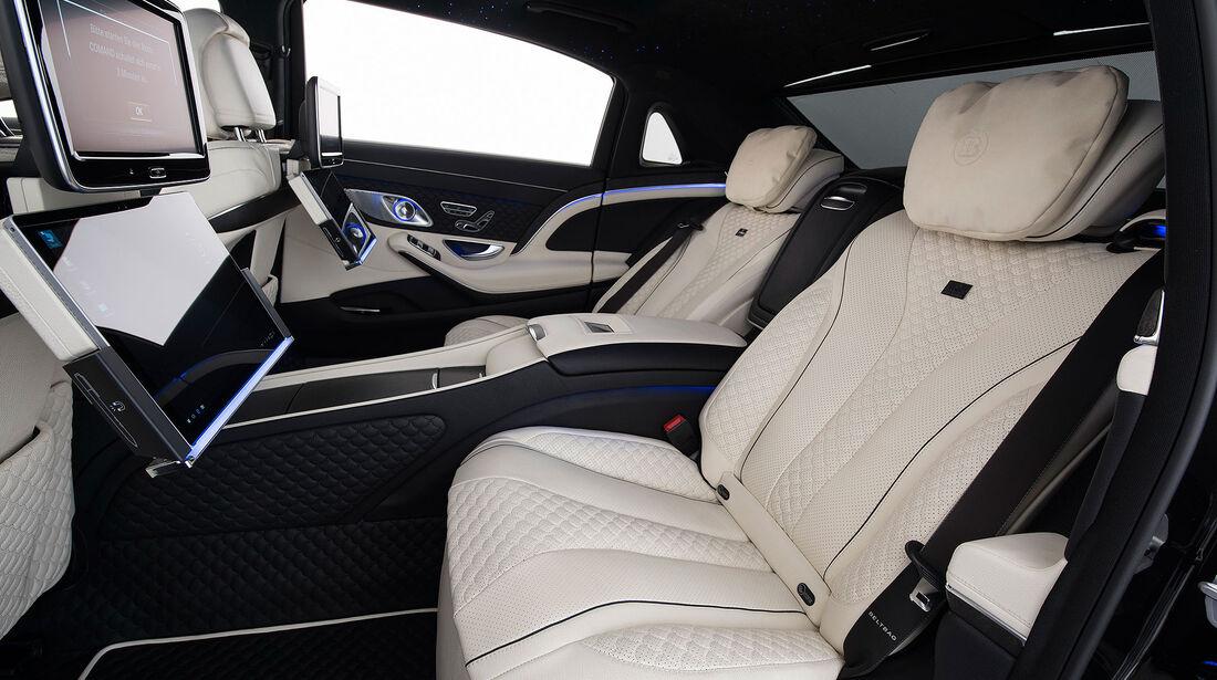 Brabus 900 Mercedes-Maybach