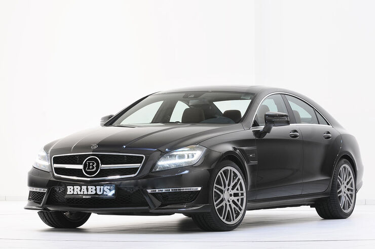 Brabus B63S 730 Mercedes CLS 63 AMG