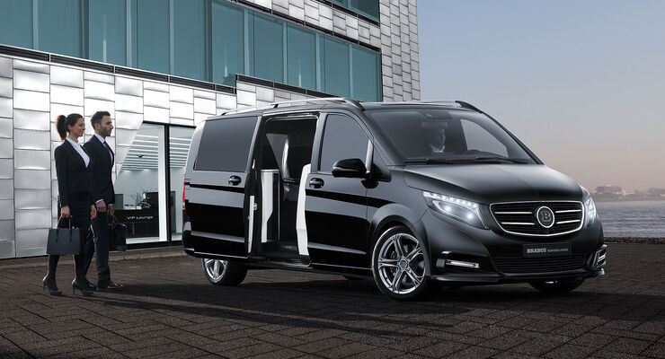 brabus mercedes v klasse business lounge infos. Black Bedroom Furniture Sets. Home Design Ideas