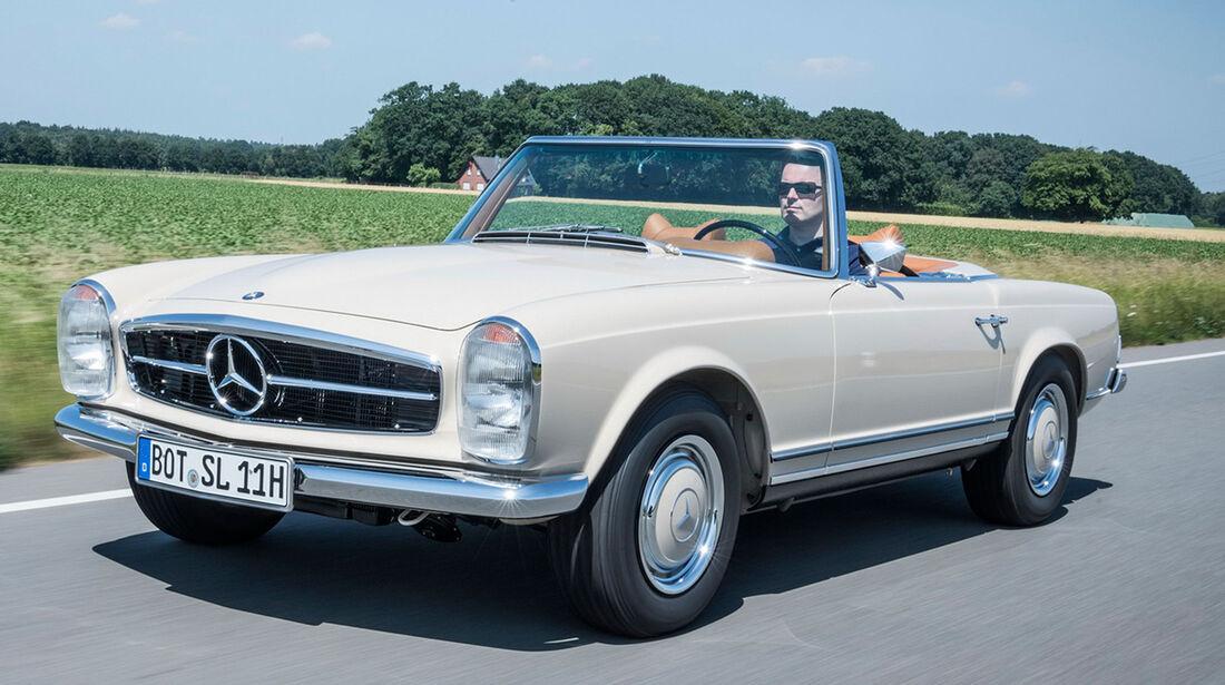 Brabus Classic W 113 Pagode SL