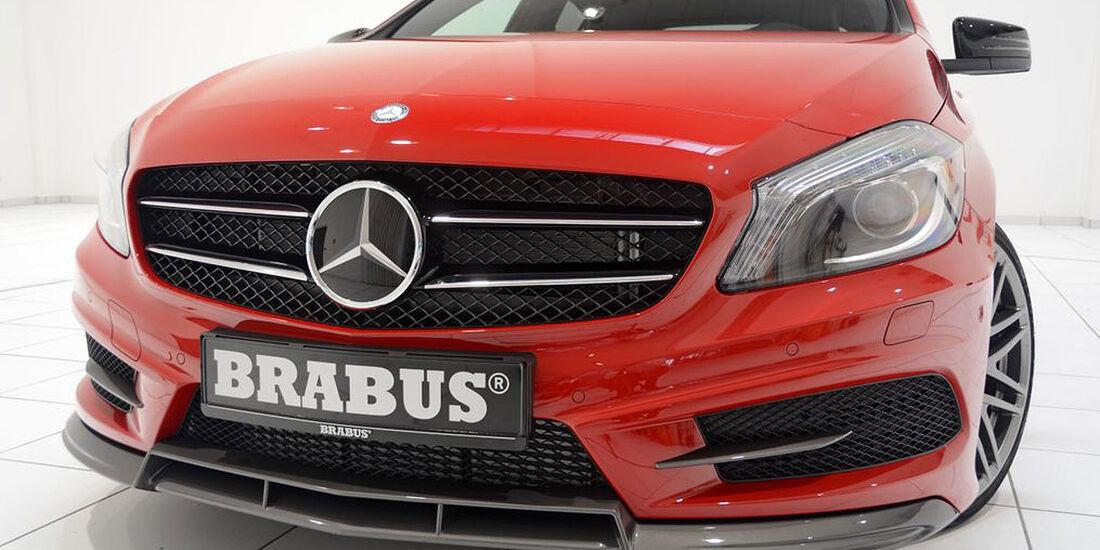Brabus Mercedes A-Klasse