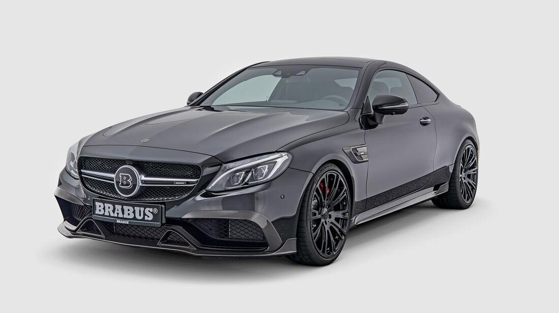 Brabus-Mercedes C 650 - Tuning - Coupé - sport auto Award 2019