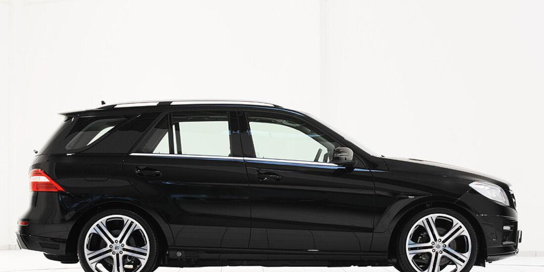 Brabus Mercedes ML 350 Bluetec