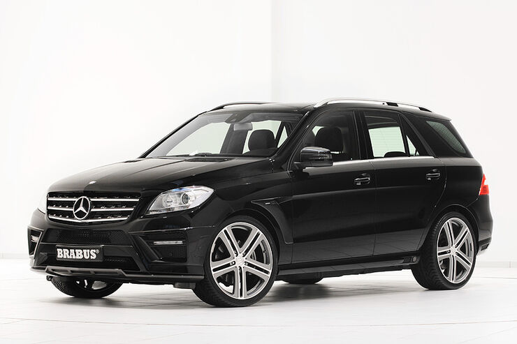 Brabus Mercedes ML 350 Bluetec