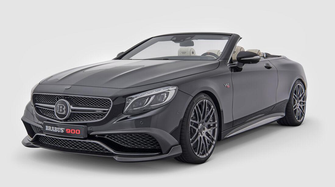 Brabus-Mercedes SL Rocket - Tuning - Cabrio - sport auto Award 2019