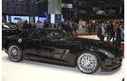 Brabus Mercedes SLS AMG, Tuner, Messe, Genf, 2011