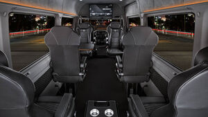Brabus Mercedes Sprinter  Conference Lounge