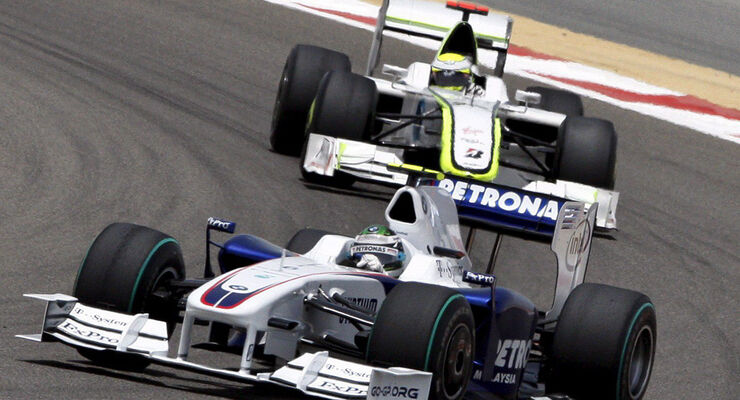 Brawn GP & BMW-Sauber