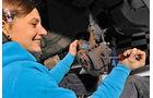 Bremsbeläge erneuern, Bremskolben zurück