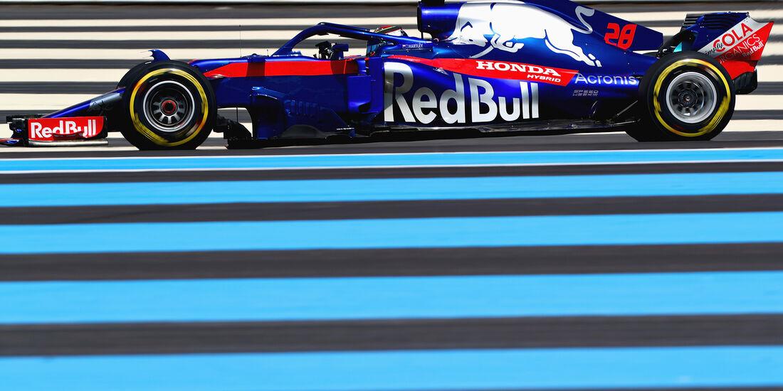 Brendon Hartley - Formel 1 - GP Frankreich 2018