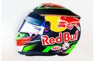 Brendon Hartley - Helm - Formel 1 - 2017