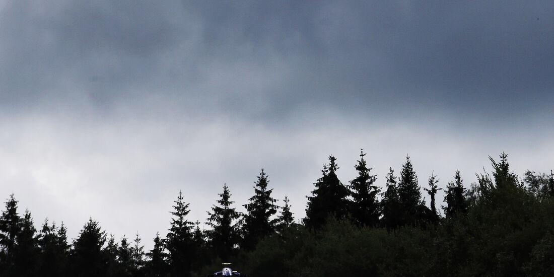 Brendon Hartley - Toro Rosso - GP Belgien - Spa-Francorchamps - 24. August 2018