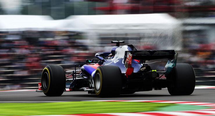 Brendon Hartley - Toro Rosso - GP Japan 2018 - Suzuka - Qualifying