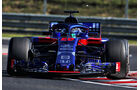 Brendon Hartley - Toro Rosso - GP Ungarn - Budapest - F1-Test - 31. Juli 2018