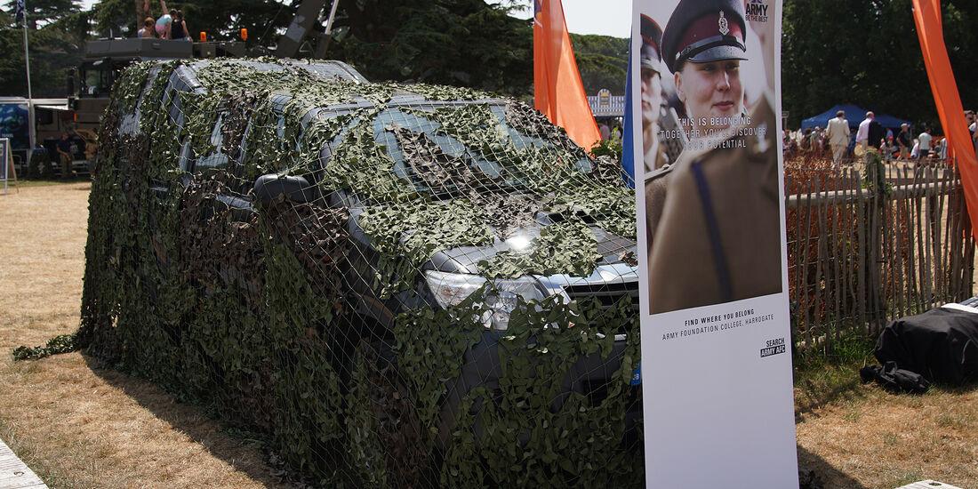 British Army Werbung