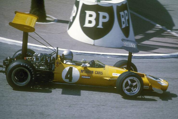 Bruce McLaren 1969