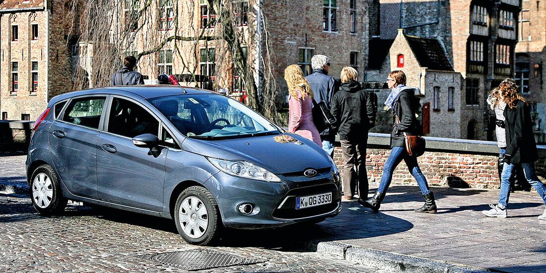 Brügge, Ford Fiesta 1.4,