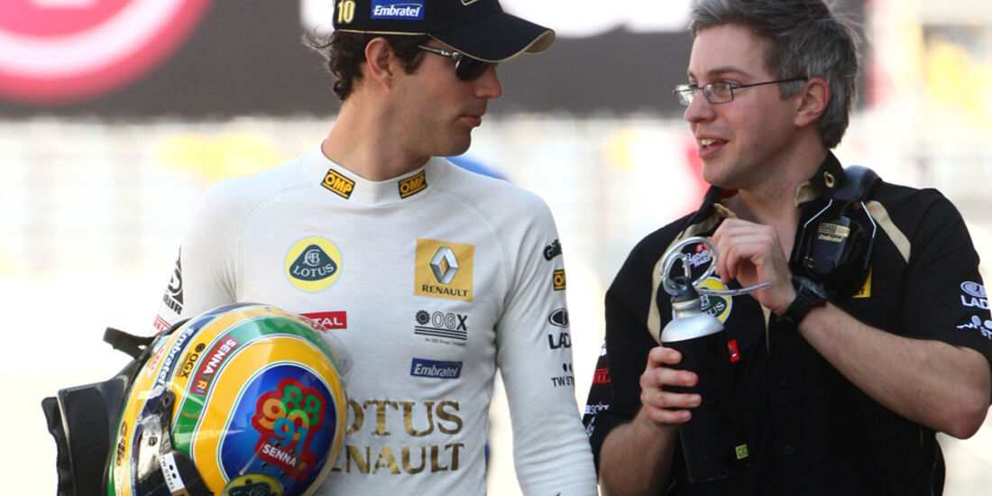 Bruno Senna - GP Brasilien - 25. November 2011