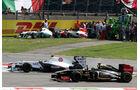 Bruno Senna GP Italien Monza 2011