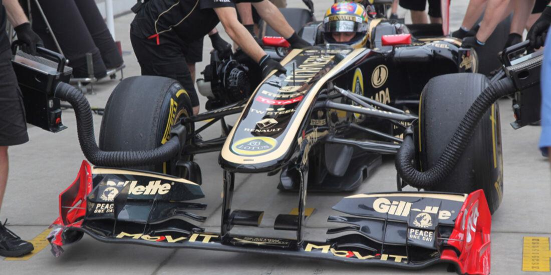 Bruno Senna GP Korea 2011