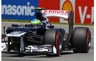 Bruno Senna - Williams FW34 - GP Kanada 2012