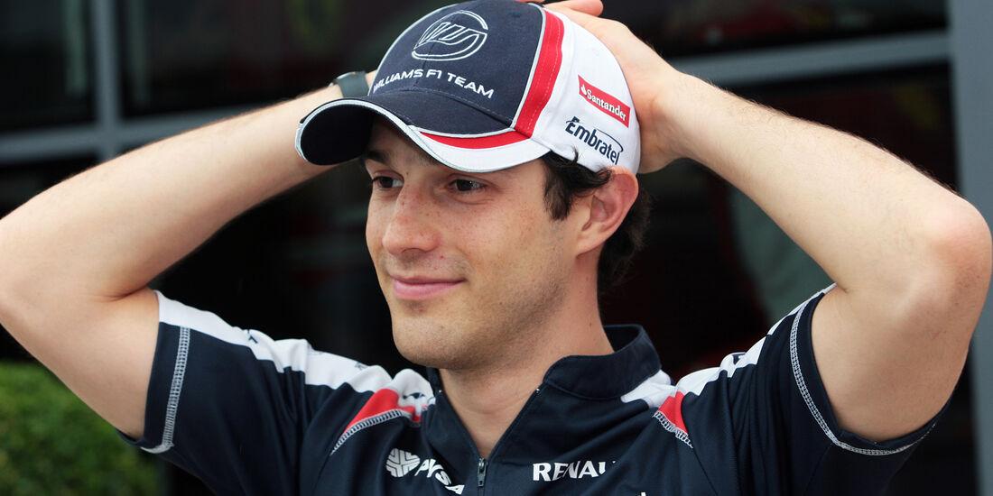 Bruno Senna - Williams - Formel 1 - Budapest - GP Ungarn - 26. Juli 2012