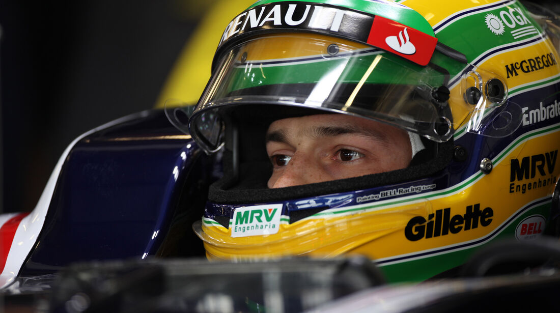 Bruno Senna - Williams - GP Australien - Melbourne - 16. März 2012