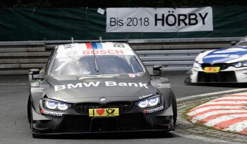 Bruno Spengler - BMW - DTM - Norisring 2017