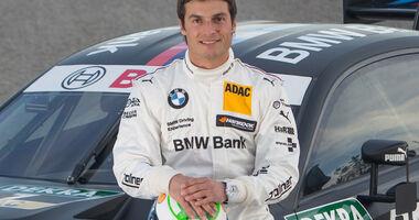 Bruno Spengler - DTM Fahrerporträt 2015