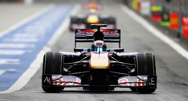 Buemi GP China 2011