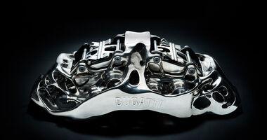Bugatti Bremssattel Titan 3D-Druck