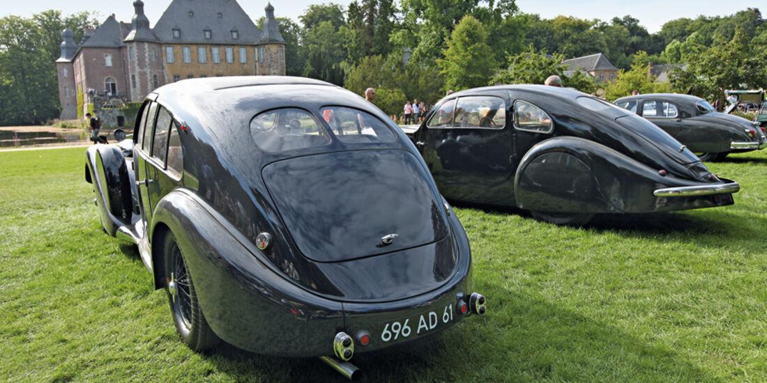 Bugatti Typ 64, Jewels in the Park, Classic Days Schloss Dyck