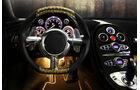 Bugatti Veryron 16.4 Mansory Vincerò d'Oro, Cockpit