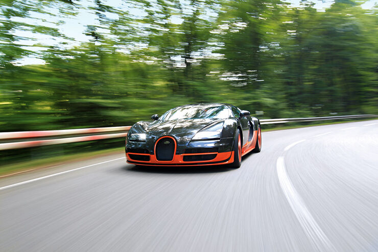 bugatti veyron 16 4 super sport im test ps in serie auto motor und s. Black Bedroom Furniture Sets. Home Design Ideas