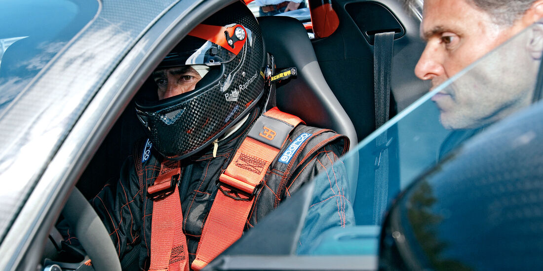 Bugatti, Wolfgang Schreiber