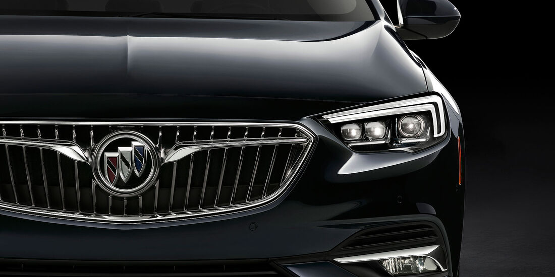 Buick Regal 2017