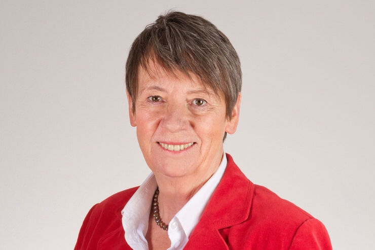 Bundesumweltministerin, Barbara Hendricks, Interview 2025