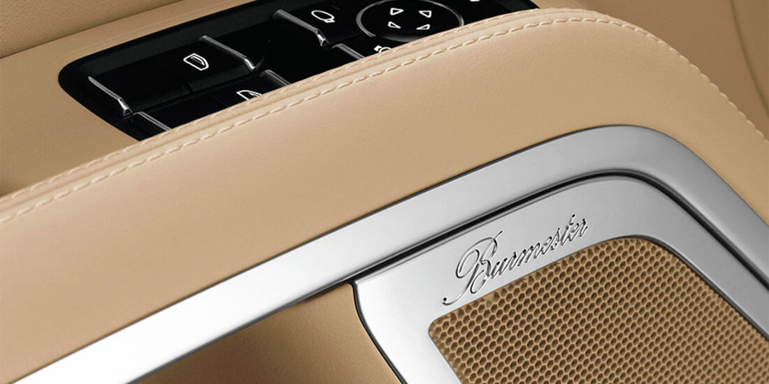 Burmeister, Soundanlage, Porsche 911 Carrera 991